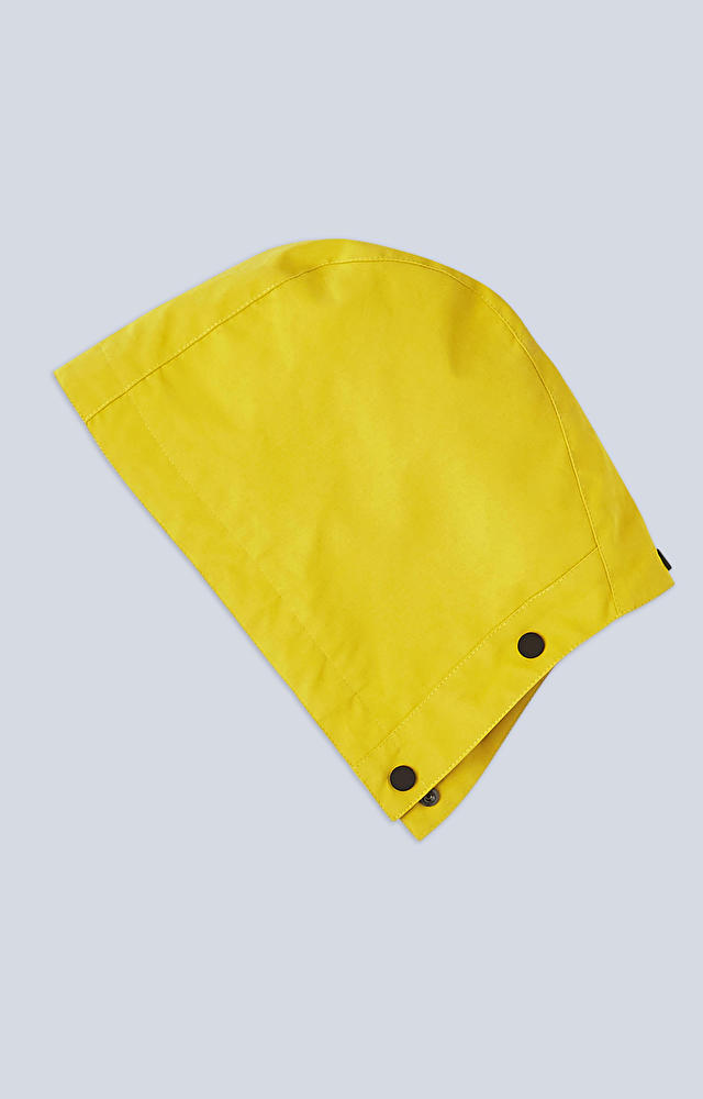 Wodoodporna kurtka z kapturem