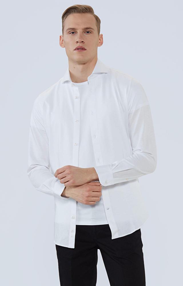 Koszula dzianinowa