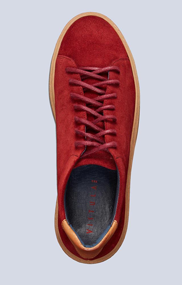 Zamszowe sneakersy
