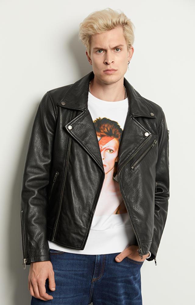 Ramoneska skórzana David Bowie