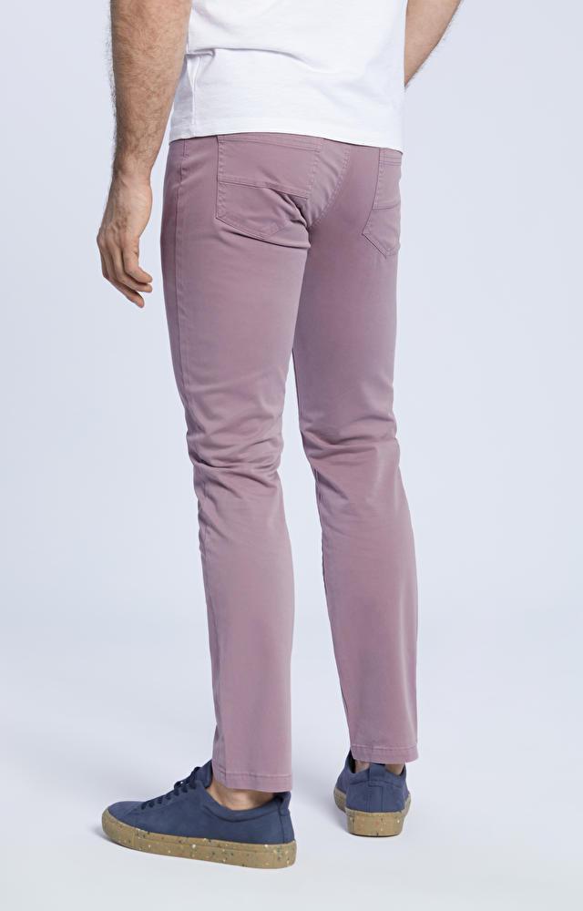 Bawełniane spodnie 5-pockets