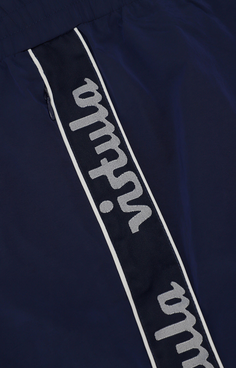 Spodnie dresowe z ozdobnymi lampasami