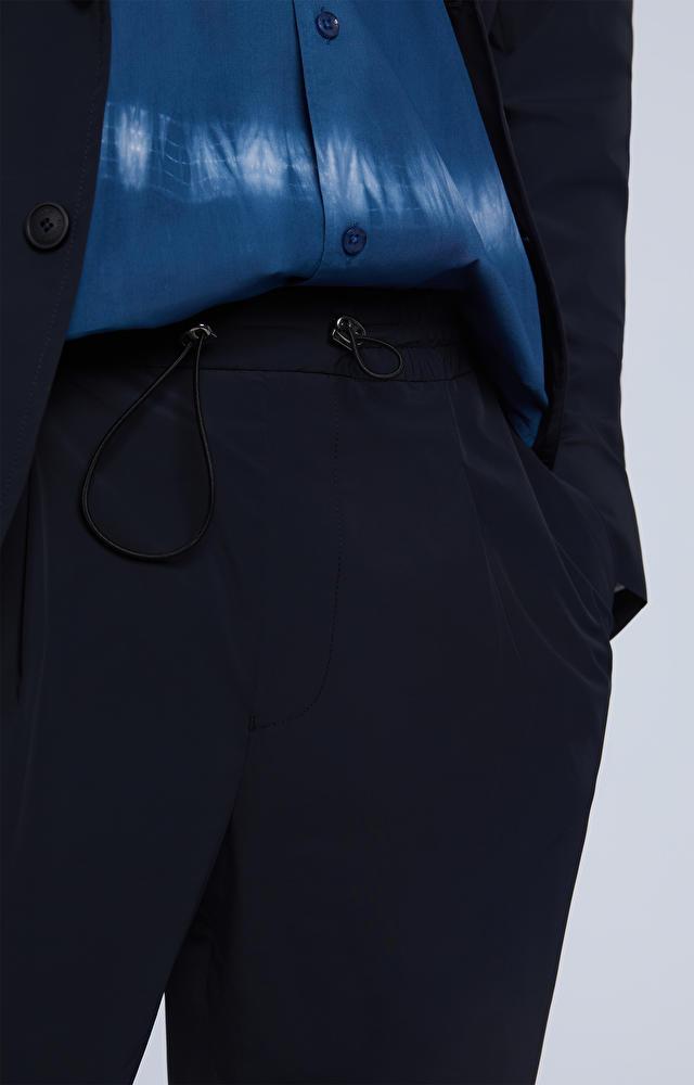 Luźny garnitur