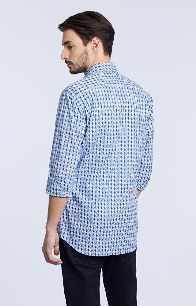 Koszula z nadrukiem