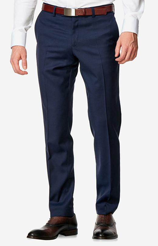 Klasyczne spodnie do garnituru