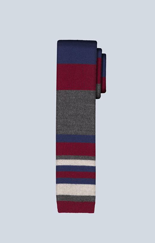 Dzianinowy krawat