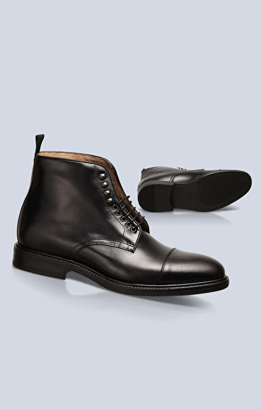Skórzane buty