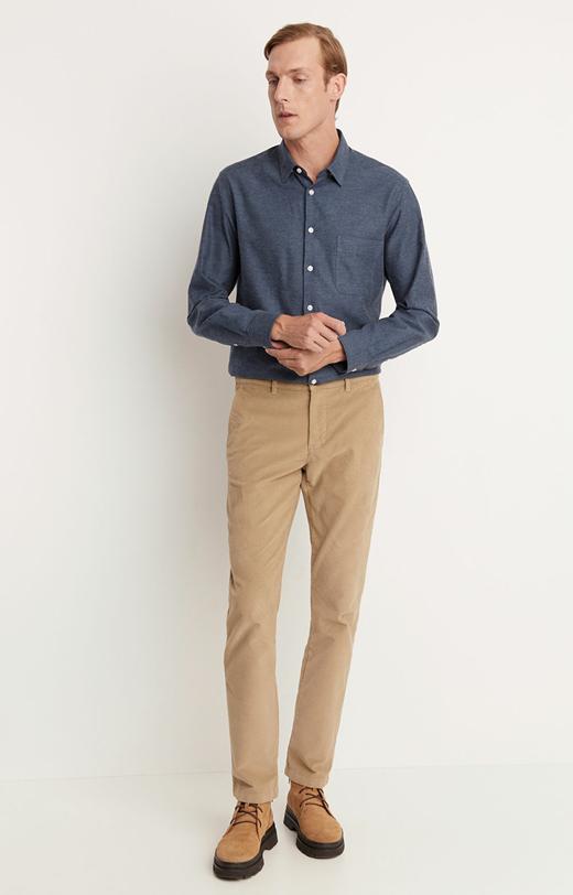 Sztruksowe spodnie Norrsken