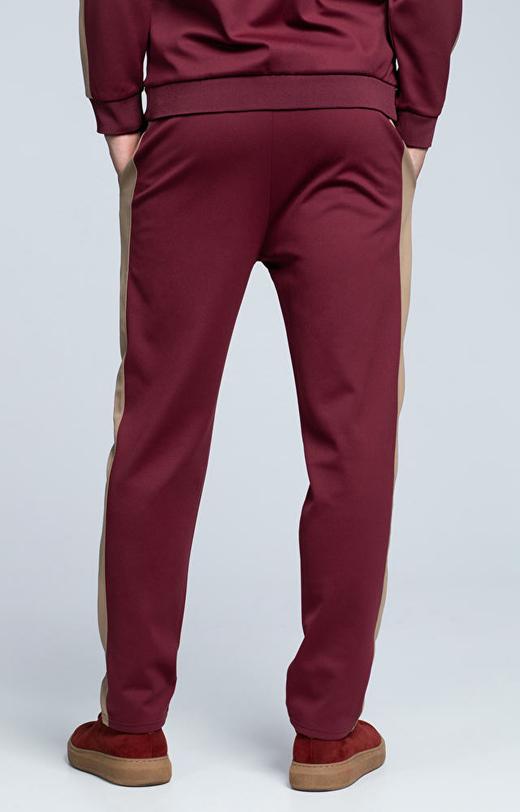Spodnie dresowe z lampasami