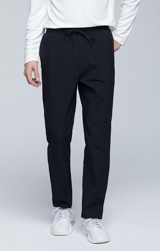 Spodnie dresowe z prostymi nogawkami