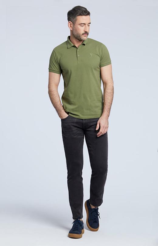 Dopasowane jeansy