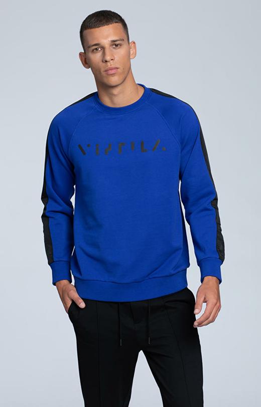 Sportowa bluza z bawełny pima