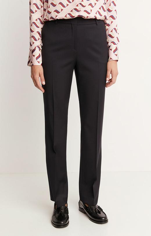 Dopasowane spodnie eleganckie