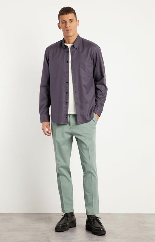 Spodnie chino o wygodnym kroju