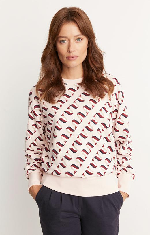 Bluza z nadrukiem