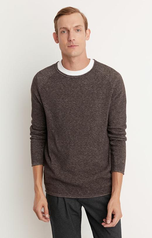 Sweter typu round-neck Norrsken
